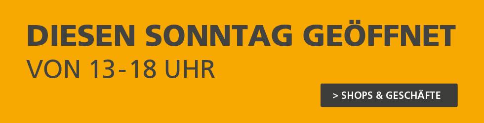 Allee-Center Berlin Verkaufsoffener Sonntag