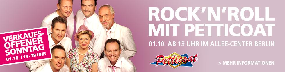 Rock'n'Roll mit Petticoat