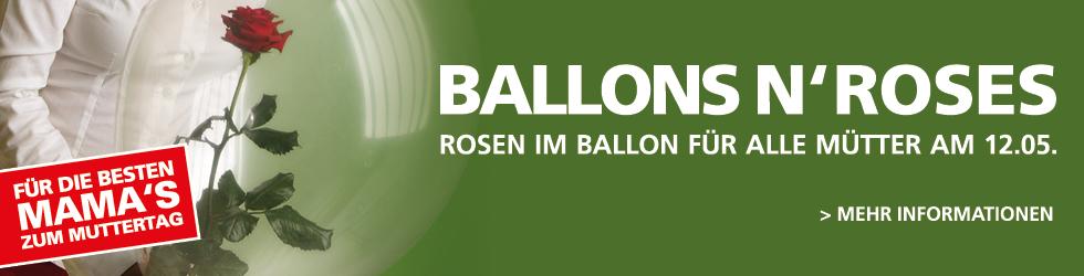 Ballons n' Roses