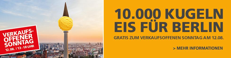 10.000 Kugeln Eis für Berlin