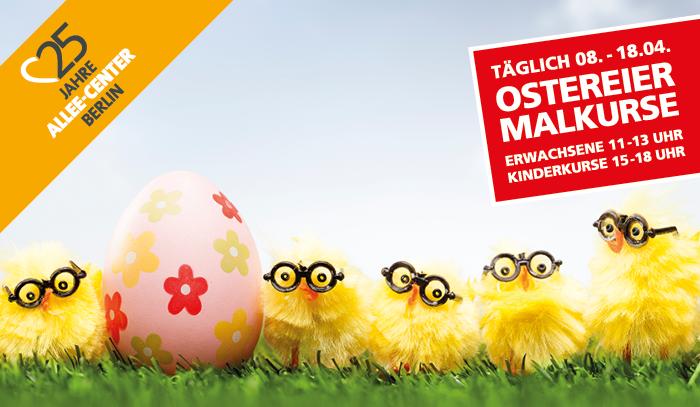 Osterweiterung - Ostern wird größer als je zuvor!