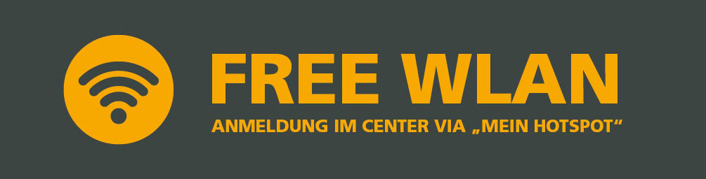 Allee Center Berlin FREE WLAN